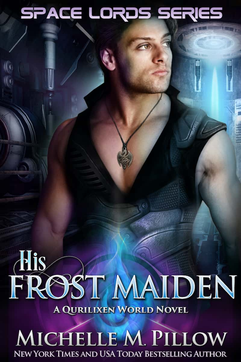 """It's the Summer of SFR, and Michelle M. Pillow is here to talk about her sci-fi romance, HIS FROST MAIDEN. """"These space pirates sail the high skies looking for adventure, and a woman to end their curse..."""""""