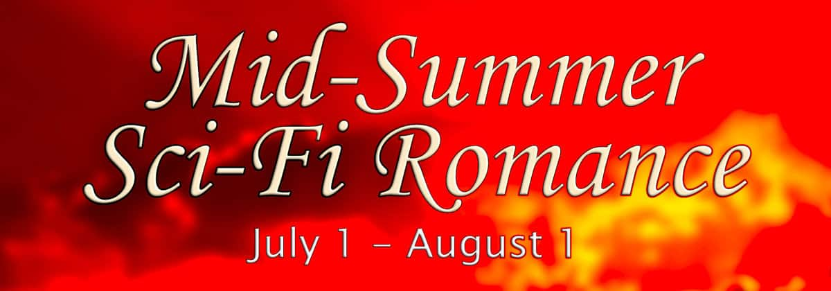 Find a new scifi romance to read during the Summer of SFR!